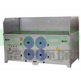 厂家直销路博LB-DM2400焊接打磨切割粉尘过滤工作台