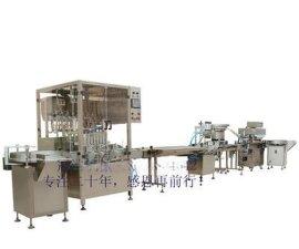 霍州饮用水 矿泉水 纯净水 灌装旋盖贴标机 价格来电