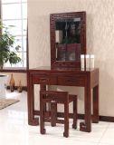 实木梳妆台木言木语中式高档实木家具环保