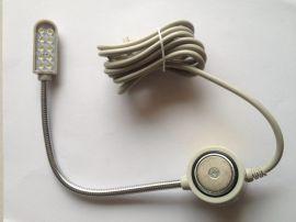 京顿LED衣车灯 JT-810B缝纫机节能照明灯