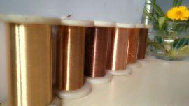 纺织铜丝铜纺织丝铜微丝抗静电铜丝防辐射铜丝功能性铜纱线