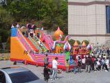 儿童大型充气滑梯BM8585