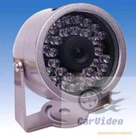 CMOS彩色红外防水夜视摄像机监控摄像头(CV-609C)