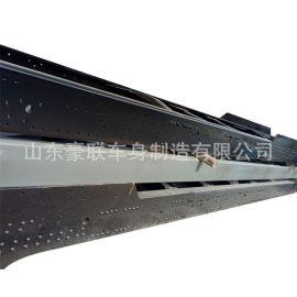 湖南省陝汽車架副樑 株洲陝汽X6000車架 車架二樑車架副車子圖片