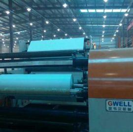 金韦尔制造石头纸拉伸生产线