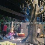 工廠直銷泡沫雕塑玻璃鋼雕塑裝飾雕塑商場創意美陳聖誕