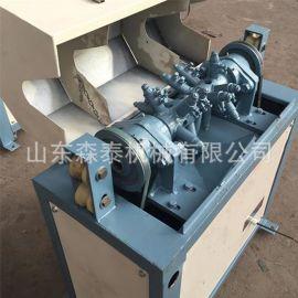 现货建筑机械螺纹钢筋除锈机 多功能除锈机 生锈钢筋清锈机热销