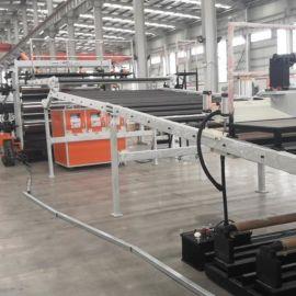 PP输送带片材板材生产线