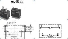 繼電器(G4A-1A-E-DC12V)