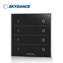 景晴LED控制器 DMX512控制板 T16