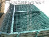 包塑护栏网、框架护栏网、市政园林围栏、防护网_安平县运德护栏网厂