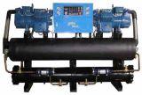 水冷式工业冷水机 水冷冷水机 普立专业生产 化工必发彩票信誉网专用冷水机