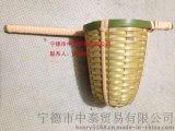 中泰 小茶漏 5.5 竹編茶漏2號