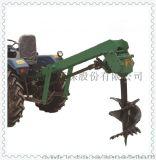 山东植树挖坑机立柱式 果园种植器 WKJ-40型号悬挂钻坑机 量大优惠