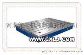 武汉T型槽工作台/焊接装配T型槽平台厂家/试验T型槽底板价格/T型槽铸铁平台