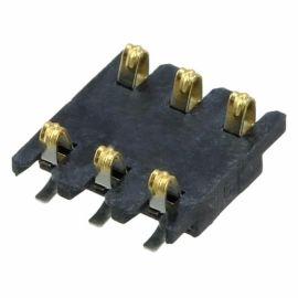 电池连接器替代MOLEX 78864-1001/0788641001,CJTconn新品欢迎咨询