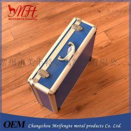 醫療器械儀器箱專用  常州武進曼美豐特金屬制品  藥物手提箱鋁箱