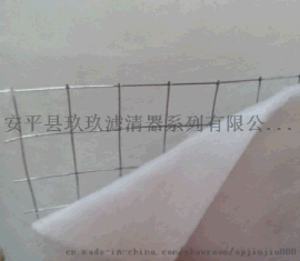 复合铁网棉,纸框折叠复网棉,打折棉