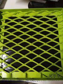 国凯厂家供应六角钢板网 **冲压拉伸铝板网