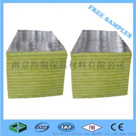 贴铝箔纸的防火保温玻璃棉