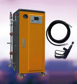 精加工削切液、杂质清洗用高温高压蒸汽清洗机