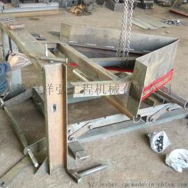 电厂分段卸煤装置故障率低的电动犁式卸料器