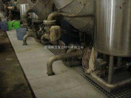 江西化工厂 污水处理走道 护栏 绿化 楼梯格栅板 整板 可切割包边