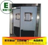 泰明門業供應不鏽鋼門 不鏽鋼防撞門