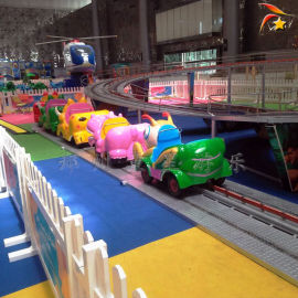 儿童公园游乐设备迷你穿梭 户外游乐设施厂家
