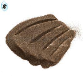 喷砂除锈棕刚玉 高硬度棕刚玉