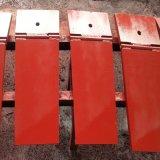 厂家定做浩海牌盾构帘布翻板 圆环板 折页压板