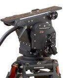 欧科诺OConnor 2575D重型电影级油液压云台承重60公斤 含赠送铝箱