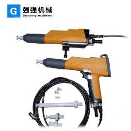 四川强强机械 自动涂装线 自动喷涂设备 静电喷枪