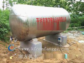 不锈钢无塔供水设备厂家、10吨不锈钢无塔供水设备价格