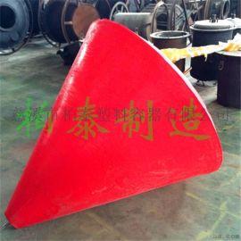 錐形航標水上警示塑料航標廠家