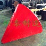 锥形航标水上警示塑料航标厂家