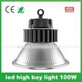 100W貼片工礦燈 室內體育館燈 帶罩高棚燈