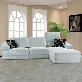 工厂直销转角沙发 布艺沙发 大小户型沙发 真皮沙发 西皮沙发 休闲沙发 尺寸大小顡色可订做