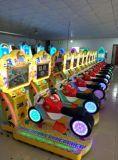 大型款儿童投币超级摩托车 儿童款大型电玩模拟赛车游戏机
