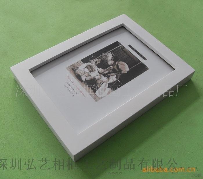 生产定做实木相框 画框,无痕挂墙式相框,松木木制 简约相框