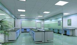 琼海物理实验室布置|琼海实验室的通风柜|琼海实验室家具设备