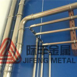工程供暖输送不锈钢管 薄壁不锈钢水管 304不锈钢自来给水管