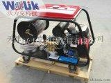 黑龙江哈尔滨WL1538高压水管道疏通机厂家直销