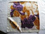 色丁印花圍巾 (YLFS-080424)