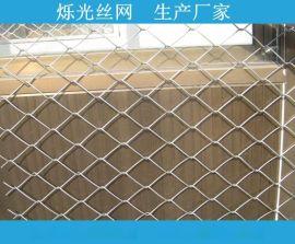边坡防护用镀锌勾花网 包塑勾花网 镀锌护坡活络网
