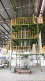 垂直连续发泡机、海绵圆泡发泡机用于海绵的发泡工作