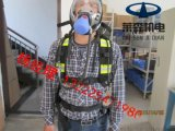 恒泰正压式空气呼吸器用聚碳酸酯材料呼吸器