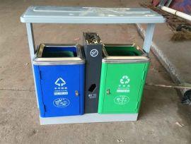 云南户外分类垃圾桶厂家 保修12个月