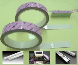 TIA800AL系列导热双面胶|铝箔导热胶带