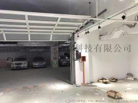 JH牌JH-GY30 4S店透视门透视门